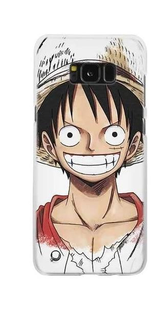 Coque One Piece Samsung <br> Monkey D. Luffy