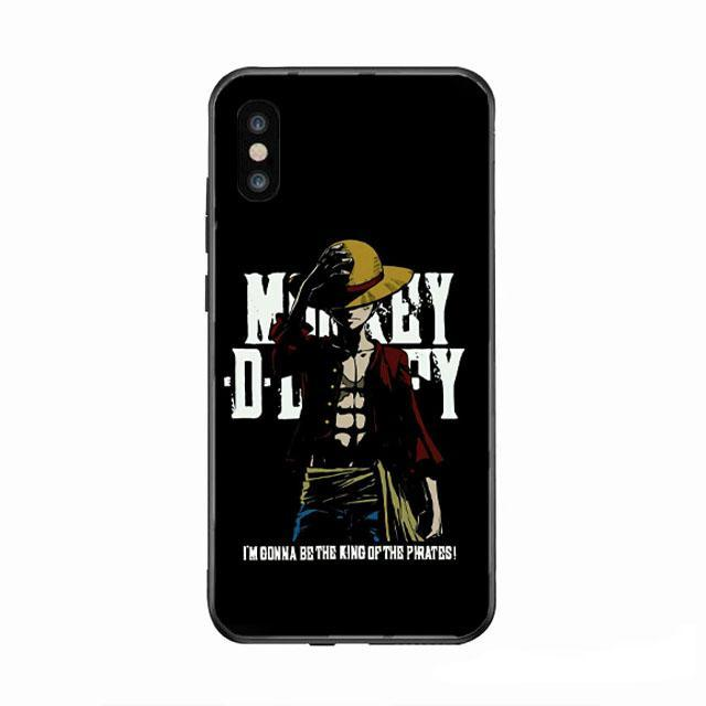 Coque One Piece Iphone <br> Monkey D. Luffy