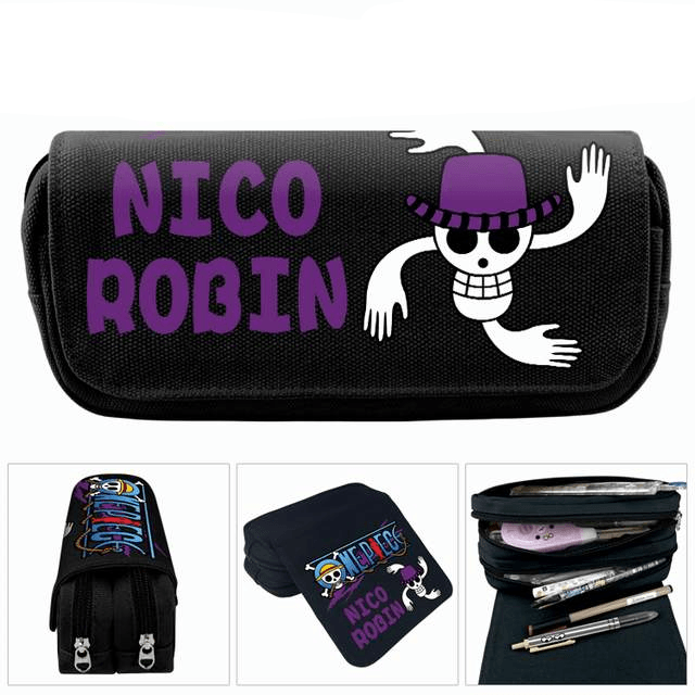 Trousse One Piece <br> Nico Robin