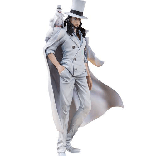 Figurine One Piece <br> Rob Lucci (16cm)