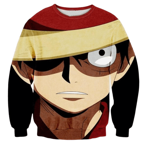 Pull One Piece <br> Monkey D. Luffy