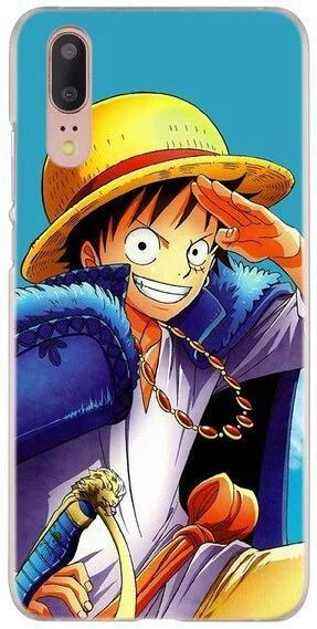 Coque One Piece Huawei <br> Roi des Pirates