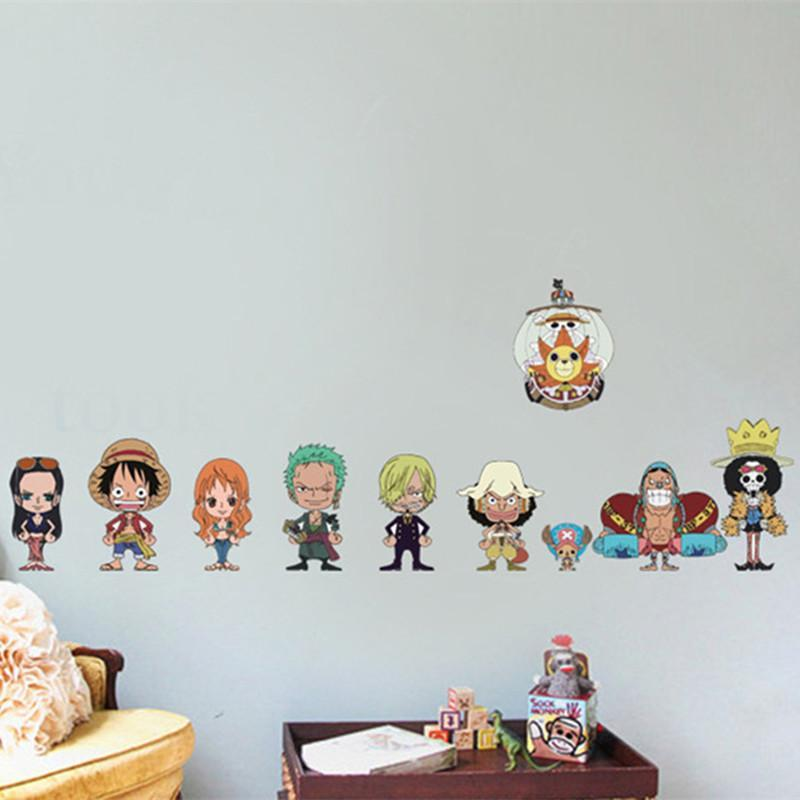 Stickers One Piece