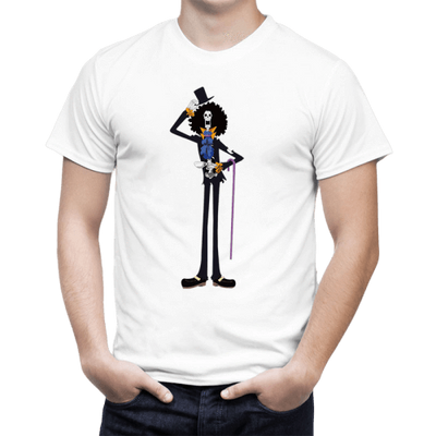 T-Shirt Brook Musicien