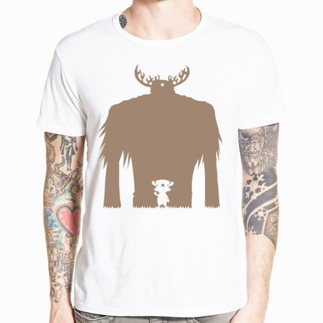 T-Shirt One Piece <br> Chopper Monster Point