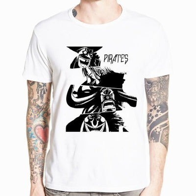 T-Shirt Empereur Pirate One Piece