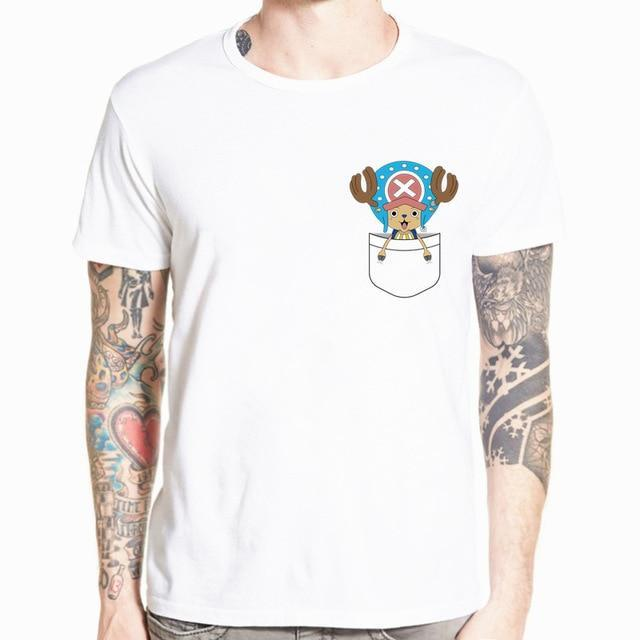 T-Shirt One Piece <br> Tony Tony Chopper
