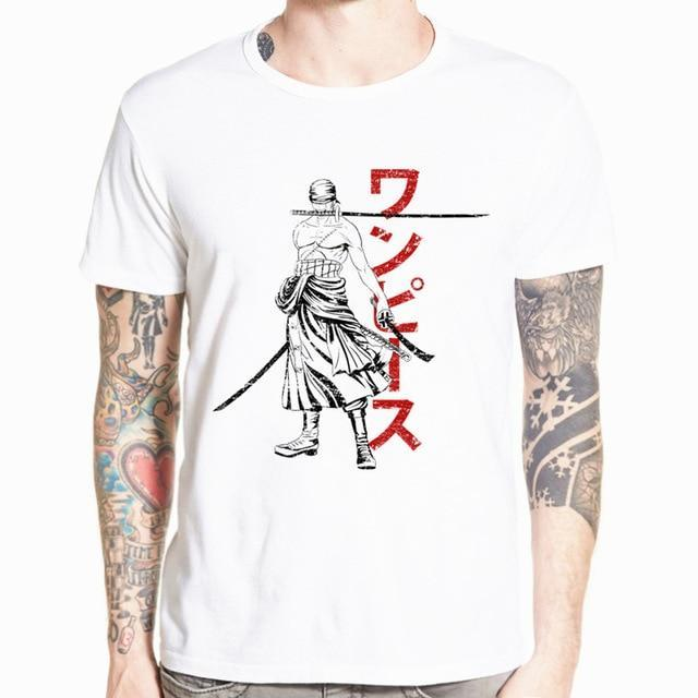 T-Shirt One Piece <br> Zoro Panther Slash