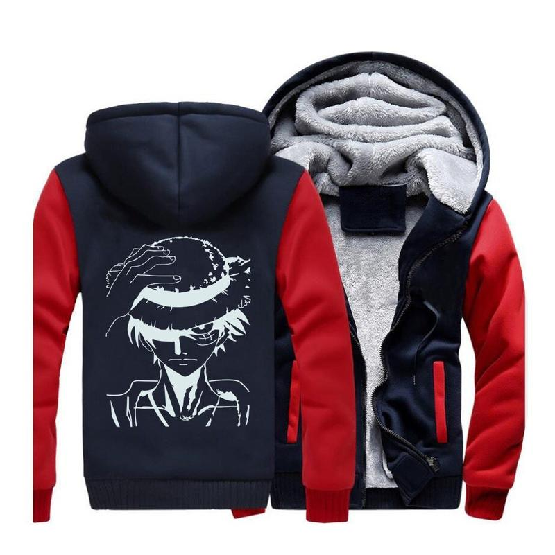 Veste Monkey D. Luffy Roi