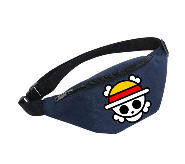Sacoche Banane One Piece <br> Jolly Roger