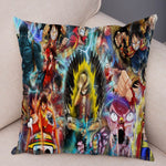 Housse de Coussin One Piece Luffy Mugiwara