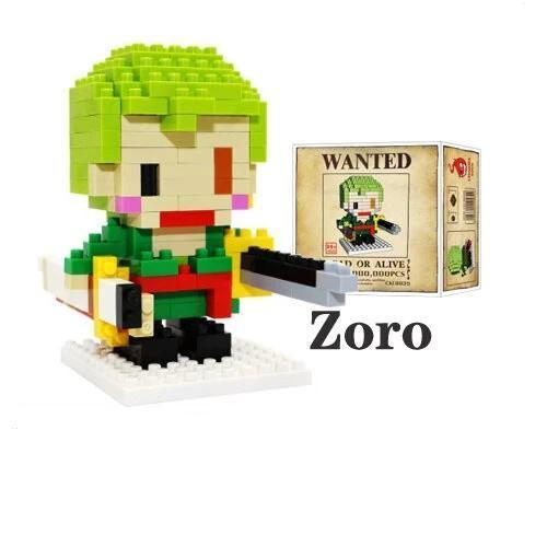 NanoBlock One Piece <br> Zoro