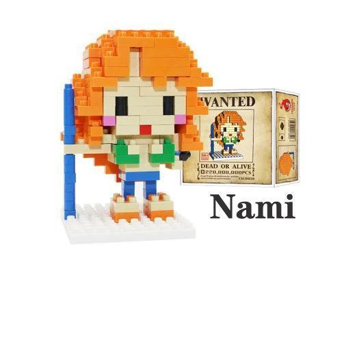 NanoBlock One Piece <br> Nami