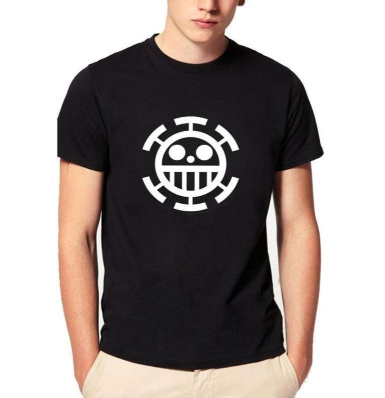 T-Shirt One Piece <br> Équipage du Heart