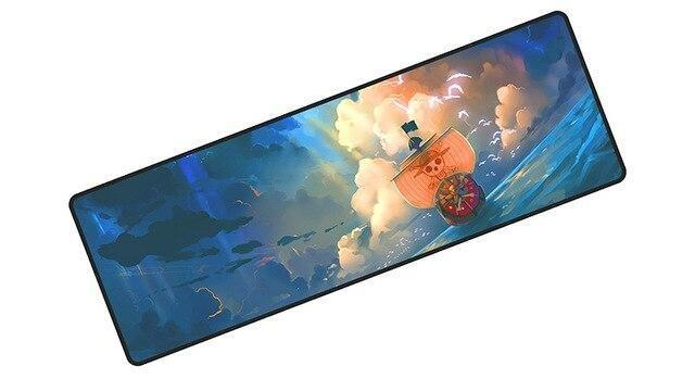 Tapis de Souris One Piece <br> Thousand Sunny