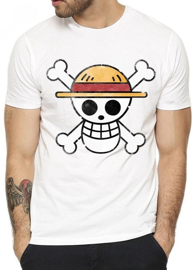 T-Shirt One Piece <br> Logo Pirate