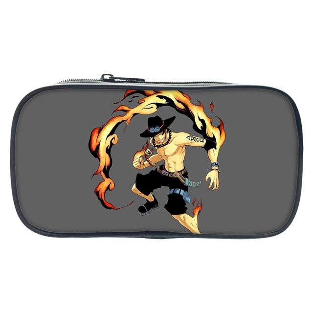 Trousse One Piece Portgas D. Ace
