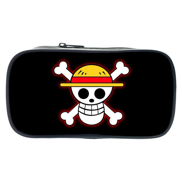 Trousse One Piece <br> Jolly Roger