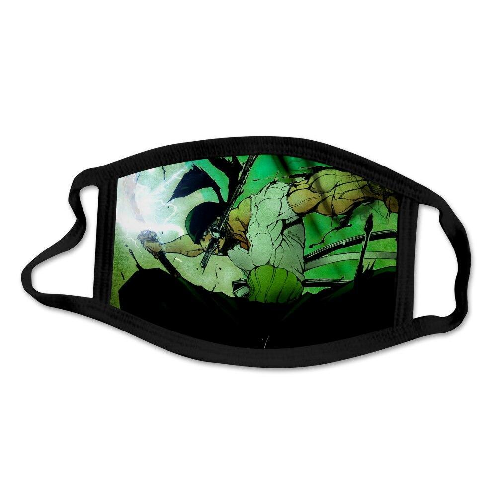 Masque Anti-Pollution One Piece Chasseur de Pirate