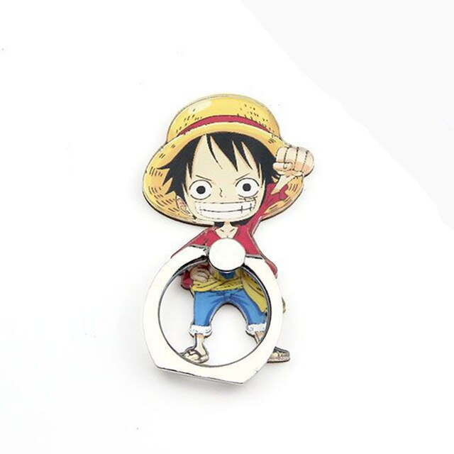 Anneau de Support One Piece <br> Capitaine Luffy