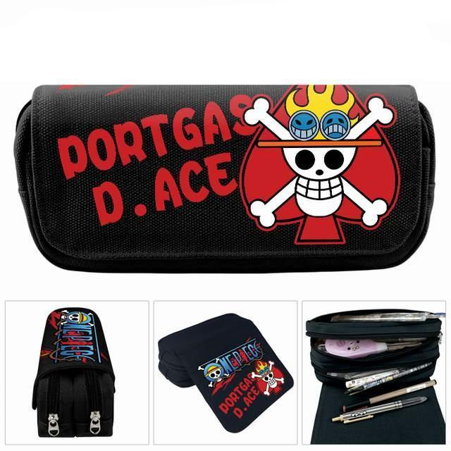 Trousse One Piece <br> Portgas D. Ace