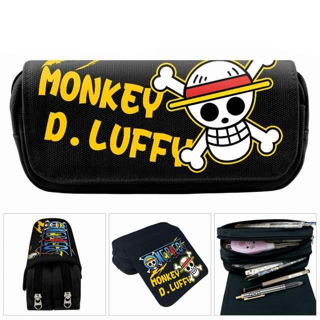 Trousse One Piece <br> Monkey D. Luffy