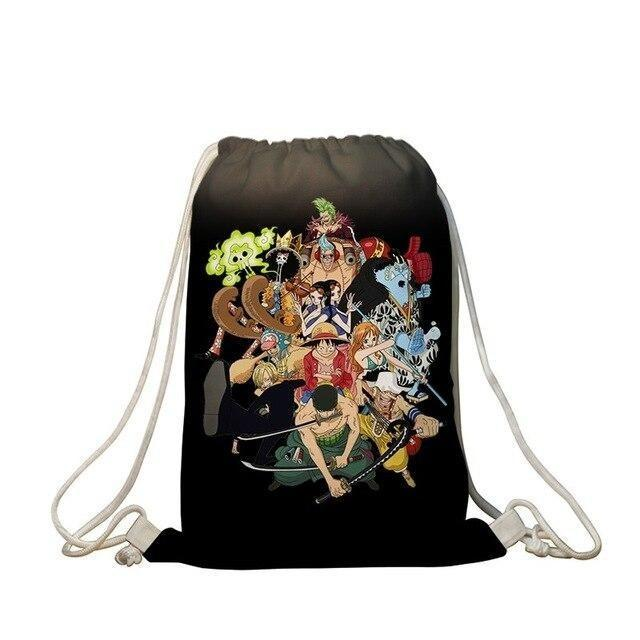 Sac de Gym One Piece Mugiwara