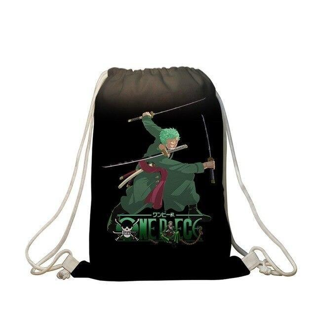 Sac de Gym One Piece <br> Zoro