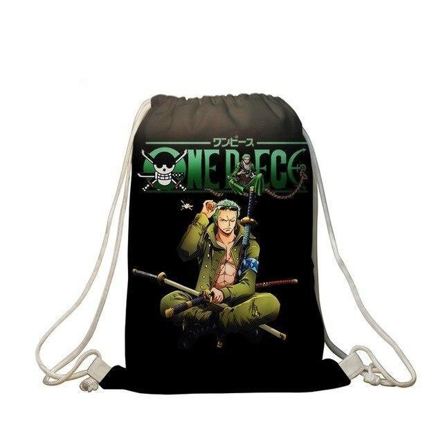 Sac de Gym One Piece <br> Chasseur de Pirates