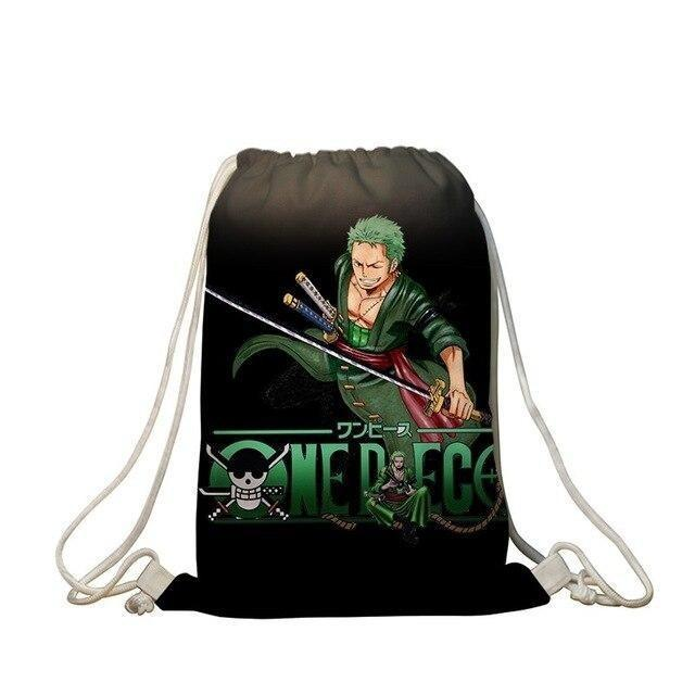 Sac de Gym One Piece Zoro l'épéiste