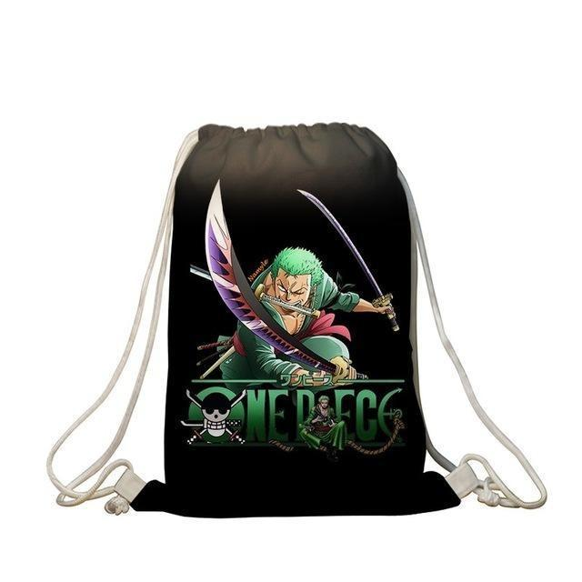 Sac de Gym One Piece Zoro Roronoa