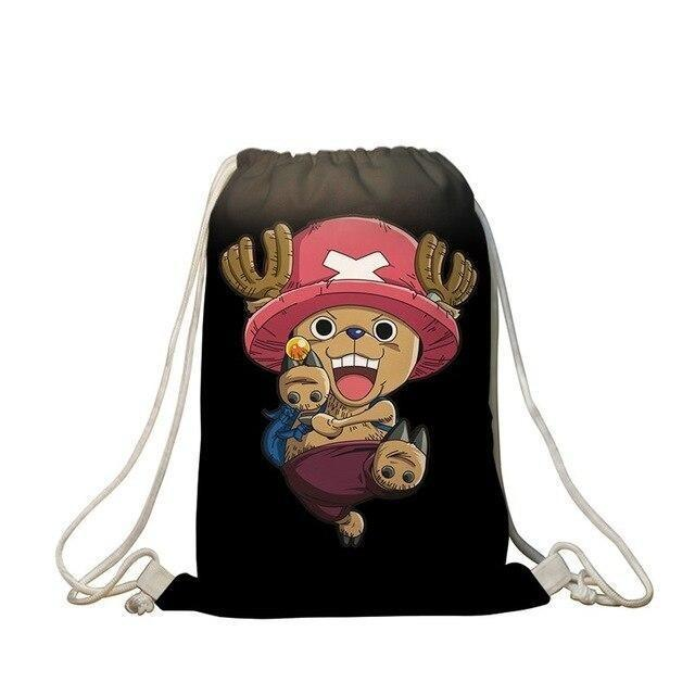 Sac de Gym One Piece <br> Chopper