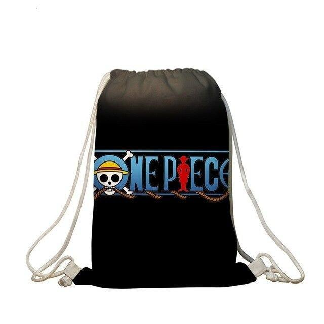 Sac de Gym One Piece <br> Logo