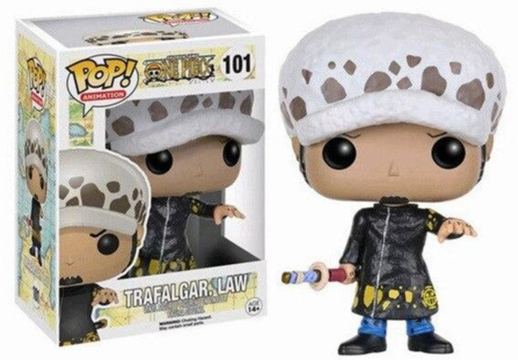 POP One Piece <br> Trafalgar Law