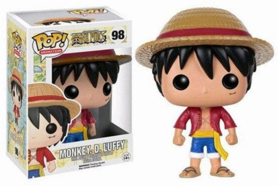 POP One Piece <br> Monkey D Luffy