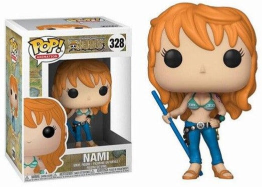 POP One Piece <br> Nami