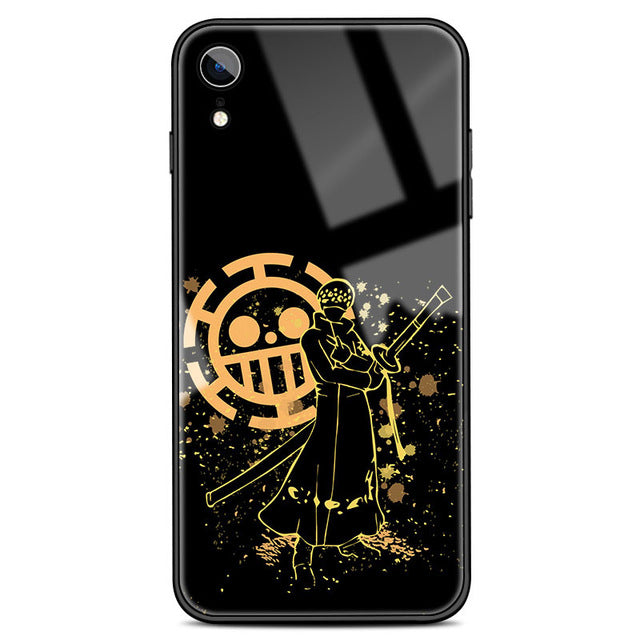 Coque iPhone Trafalgar