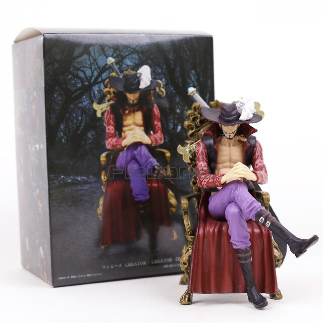 Figurine One Piece <br> Mihawk