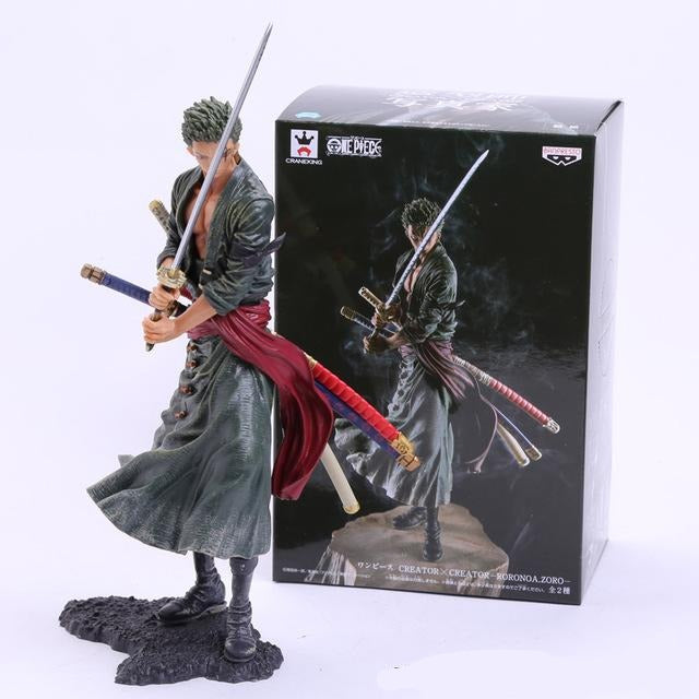 Figurine One Piece <br> Zoro