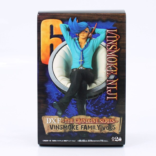 Figurine One Piece <br> Niji