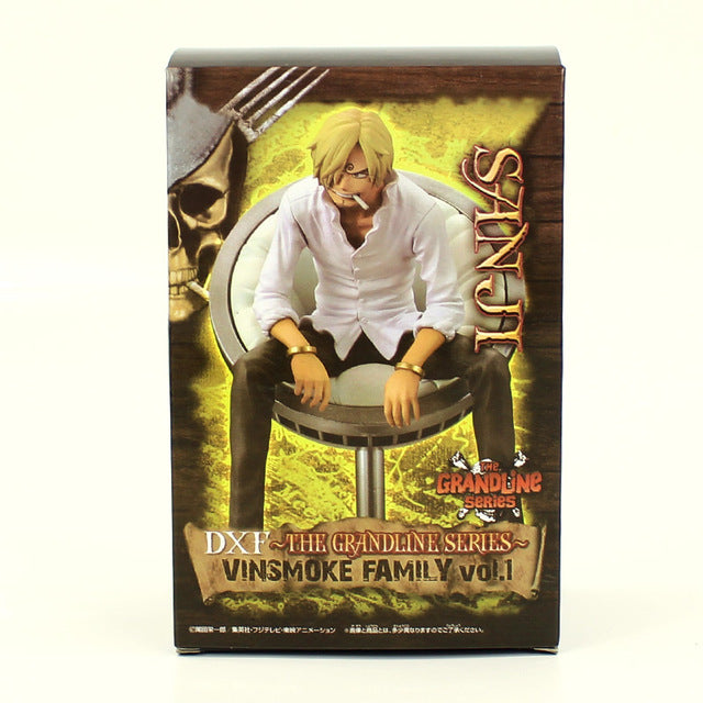 Figurine One Piece <br> Sanji