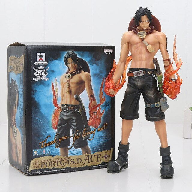 Figurine Articulée One Piece <br> Portgas D. Ace