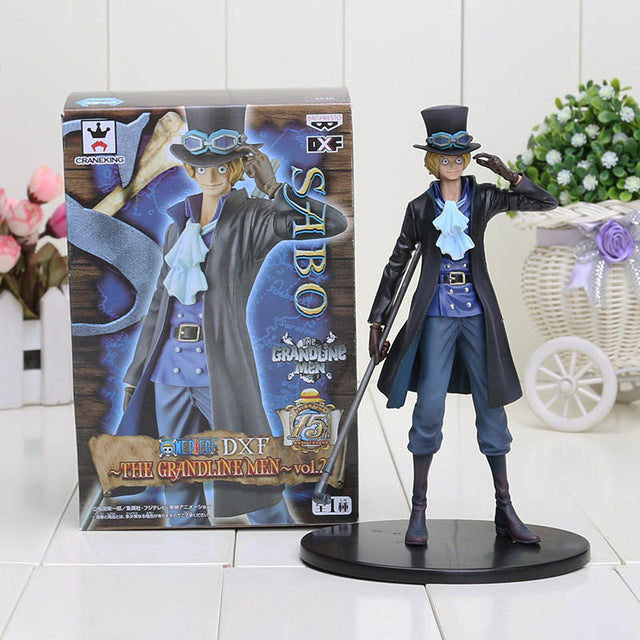 Figurine One Piece <br> Sabo (18cm)
