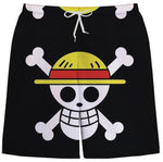 Short One Piece <br> Logo Pirate