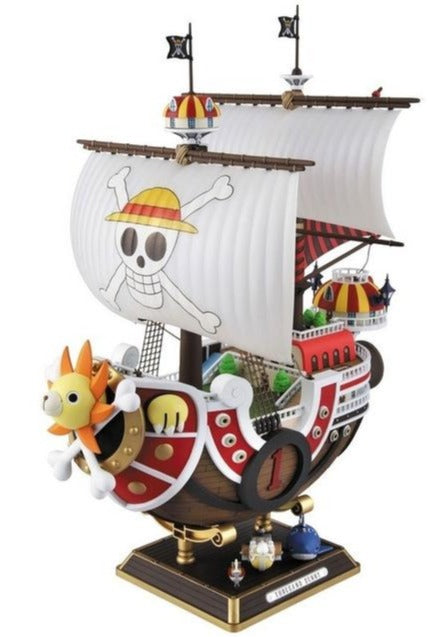 Figurine One Piece <br> Thousand Sunny