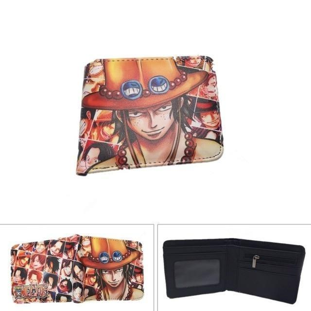 Portefeuille One Piece <br> Ace