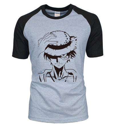 T-Shirt Roi des Pirates Luffy