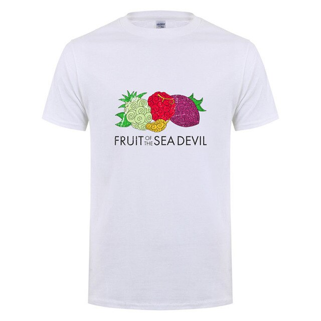 T-Shirt One Piece <br> Fruits du Démon
