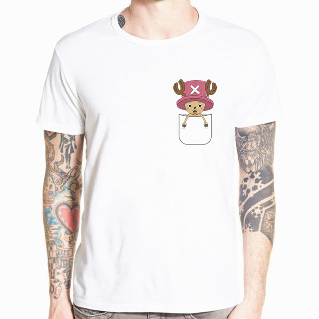 T-Shirt One Piece <br> Tony Chopper