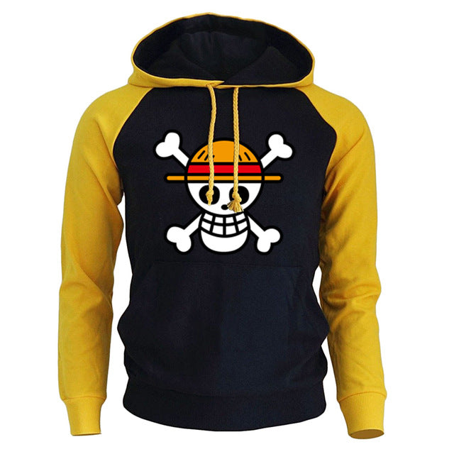 Sweat One Piece <br> Luffy Jolly Roger